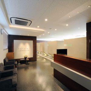 ビルテナント診療の実例 Tenant Medical Building